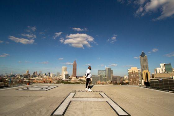Vancouver / Atlanta based artist HeatWave drops off 'Young Motsami'