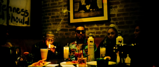 Juelz Santana is 'Dip'd in Coke' featuring French Montana & Cam'ron