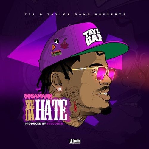 """Sosamann Announces Sauce The World Project, Destroys Nay-Sayers in """"See The Hate"""""""