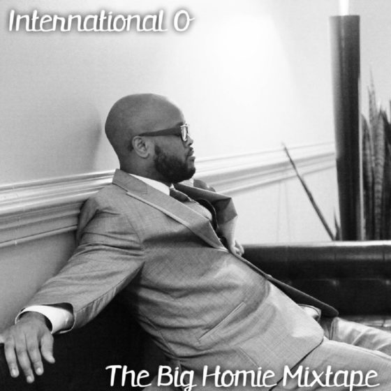 International O – The Big Homie Mixtape