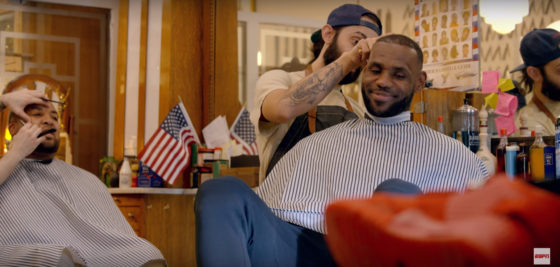 You need to watch ESPN's The Shop with Lebron James, Draymond Green, Steve Stoute, 2 Chainz and more