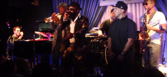 Watch a live performance from Black Thought & Statik Selektah