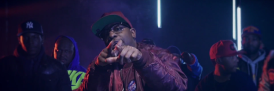 Maino and Uncle Murda keep G in their new video 'Gang Gang'