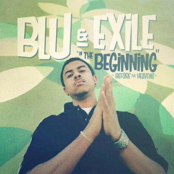 Blu & Exile go back in time, drops In The Beginning: Before The Heavens