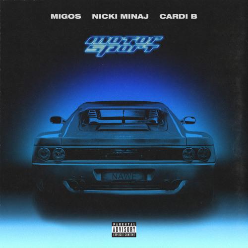 Migos, Cardi B & Nicki Minaj release the new single 'Motor Sport'