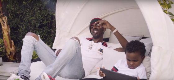 Watch Young Dolph's latest video shot in the hospital after being shot