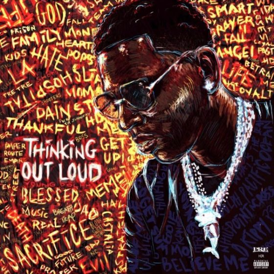 Listen to Young Dolph's first single 'While U Here' from his upcoming album 'Thinking Out Loud'