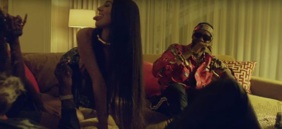 Watch 2 Chainz and Travis Scott in '4 AM'