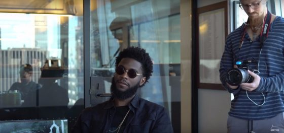 Watch Big K.R.I.T. and Gary Vaynerchuk talk music and business