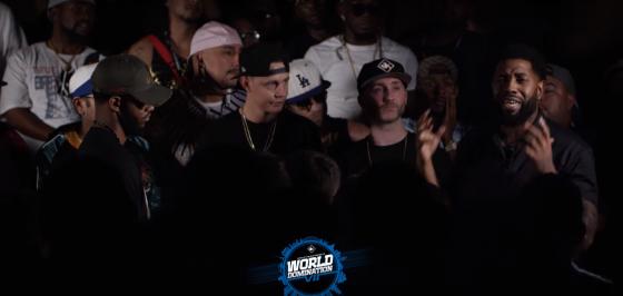 KOTD Rap Battle: Aye Verb vs B Dot