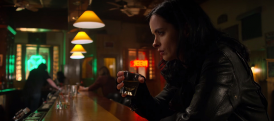 Netflix announces Marvel's Jessica Jones return date & new teaser