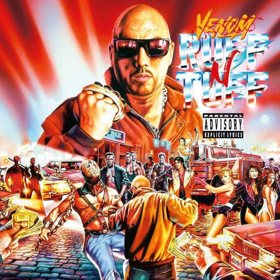 Producer Venom's album 'Ruff N Tuff' is out featuring Rah Digga, Camp Lo, Ras Kass & more