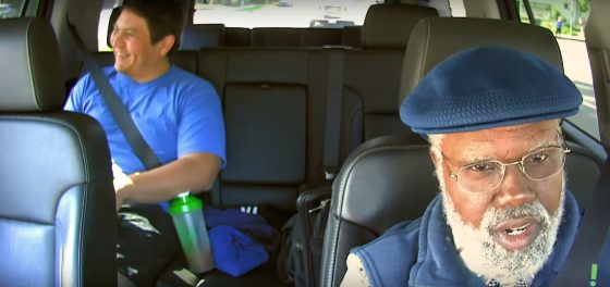 Watch Kevin Hart's Karate commute with Lyft