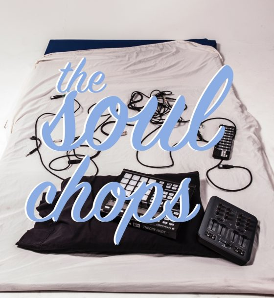 Stream Theory Hazit's new instrumental project 'The Soul Chops'