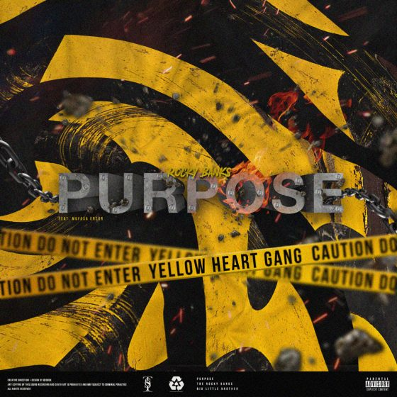 "Cerebral Houston Emcee Rocky Banks Searches For Meaning on ""Purpose"""