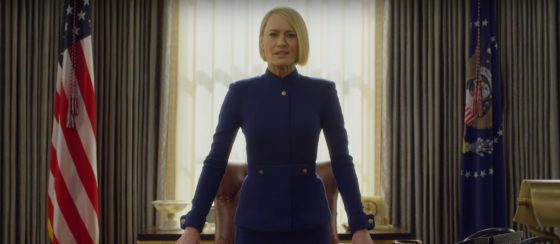 Watch the teaser trailer for the final season of Netflix's House of Cards