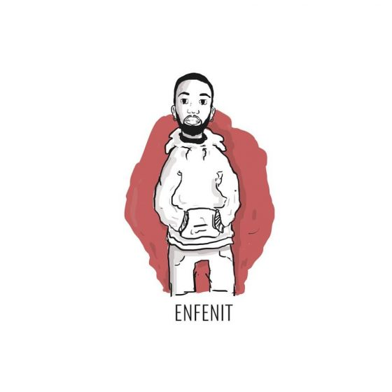 Listen to Houston rapper Enfenit's new single 'Fell Back'