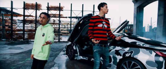 "wifisfuneral, Jay Critch, and Fatboy SSE Plan a Digital Heist in ""Knots"" Video"