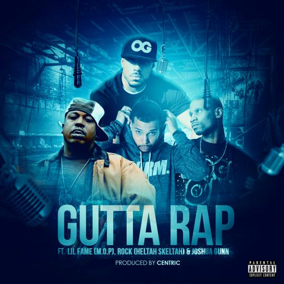 Producer Centric taps Lil Fame of M.O.P., Joshua Gunn & Rock of Heltah Skeltah for 'Gutta Rap'