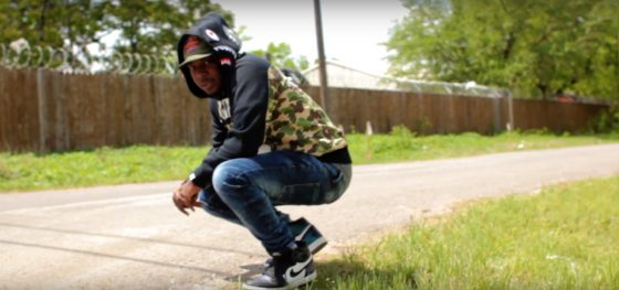 Watch 'This Pressure' from Dallas rap artist Jayson Lyric