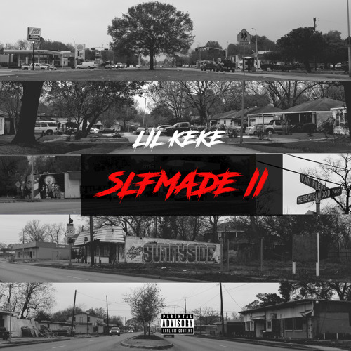 "Stream Lil Keke's new album ""Slfmade II"""