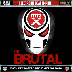 Out Now: Ice-T & Mr. X Release The Brutal E.P. (Electronic Beat Empire)