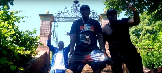 The LOX drops their new video 'I Don't Care' with Hpnotiq