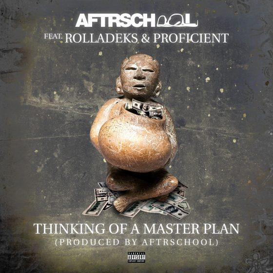 New York City rapper AFTRschool drops 'Thinking of a Master Plan'
