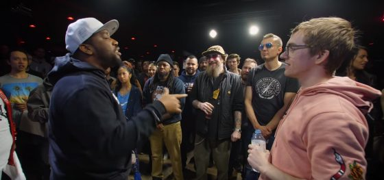 Battle Rap: Chilla Jones vs Illipsis (Video)