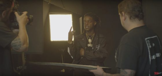 Find out why OMB Peezy named his album 'Loyalty Over Love'