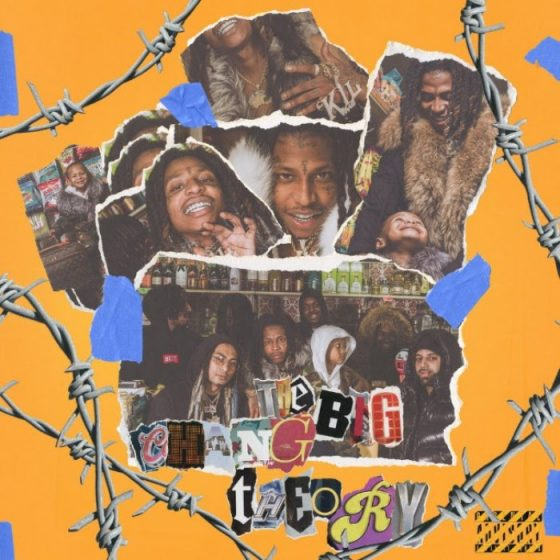 "Stream Nef The Pharaoh's ""The Big Chang Theory"" with features from Dej Loaf, Cuban Doll & more"