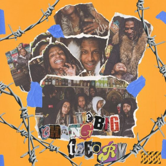 "Vallejo's Nef The Pharaoh Calls Up Cuban Doll and ALLBLACK for ""86"""