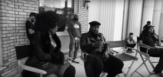 Watch BTS and the making of Wale's 'Black Bonnie' Video