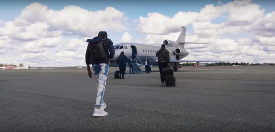 2 Chainz shows you behind the scenes while in Norway