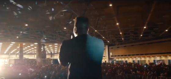 Watch Dallas rapper Dorrough at the 2018 97.9 Car Show