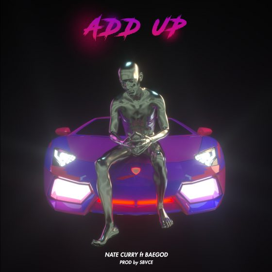 Nate Curry drops Add Up featuring Baegod, produced by Sbvce
