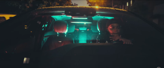 Young M.A lets it all out in her new video 'Car Confessions'