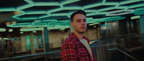 Staten Island's Jordan Barone drops his new duel-genre video 'Same Thing'