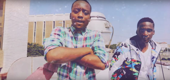 Watch Mark Steele's video 'Grace of God' featuring No Malice of The Clipse